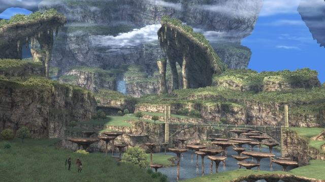 Xenoblade CHronicles HD